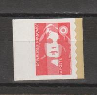 FRANCE / 1994 / Y&T N° 2874 ** Ou AA 7 ** : Briat TVP LP Adhésif (dents De Scie / Type I) X 1 BdC G - Adhesive Stamps