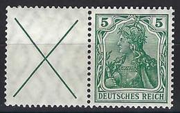 ⭐ Allemagne - Carnet - Michel N° W 1 . 1 ** - Neuf Sans Charnière - 1910 ⭐ - Markenheftchen