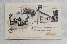 Cartolina Postale Italiana Feltre - Vedute Diverse, Viaggiata 1915 - Otras Ciudades