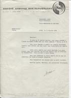 Lettre Commerciale - Manufacture De CHAUSSURES - Ets NOËL Frères - VITRE - 1976 - Textile & Clothing