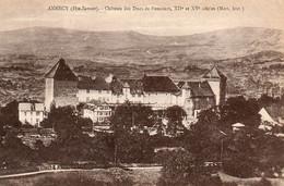 JMD7460AnnecyChâteau Des Ducs De Nemours, XII Et XV SièclesNon Circulée - Annecy