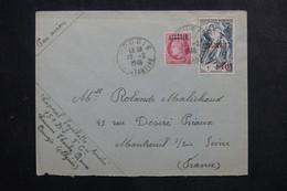 ALGÉRIE - Enveloppe De Bougie Pour Montreuil / Bois En 1948 - L 73152 - Covers & Documents