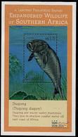 Lesotho, 2000, Dugong, Animals, Stamp Show London, MNH, Michel Block 169 - Lesotho (1966-...)