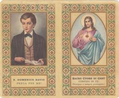 Calendarietto Tascabile Sacro Cuore Di Gesu' - Anno 1965 - Petit Format : 1961-70
