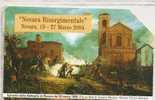 USATE NOVARA RISORGIMENTALE GOLDEN Euro 272 - Pubbliche Figurate Ordinarie