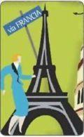 USATE  (LE CITTA' DELL'EURO ) VIA FRANCIA - Public Practical Advertising