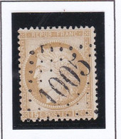 GC 1005 CHERY-CHARTREUSE ( Dept 2 ) S / N° 22 - 1849-1876: Periodo Classico