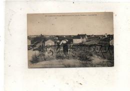 Châtelaillon (17) : Le Quartier De La Faute En 1920 (animé) PF - Châtelaillon-Plage