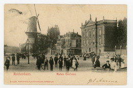 D487 - Rotterdam Coolvest - 1905 - Molen - Moulin - Mill - Mühle - - Rotterdam