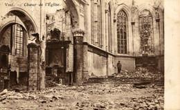 Visé.  CHOEUR De L'Eglise.   WWI WWICOLLECTION - Visé