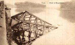 VISE PONT D'ARGENTEAU  WWI WWICOLLECTION - Visé