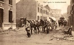 VISE VISE APRES LE BOMBARDEMENT  WWI WWICOLLECTION - Visé
