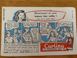1 BUVARD CURLING - Parfums & Beauté