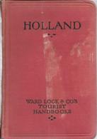 HOLLAND      Handbook To HOLLAND - Esplorazioni/Viaggi