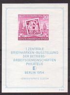 DDR , Bl. 10 , Xx  (5865) - Blocchi