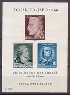 DDR , Bl. 12 , Xx  (5867) - Blocchi