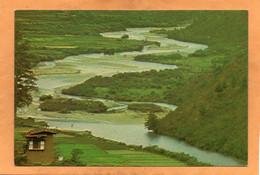 Bhutan Old Postcard - Bhutan