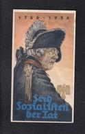 NSDAP Rottenburg / Sammelbild Friedrich Der Große - Oorlog 1939-45