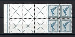 ⭐ Allemagne - Poste Aérienne - Carnet - Michel N° H Blatt 49 B * - Neuf Avec Charnière - 1919 / 1920 ⭐ - Markenheftchen