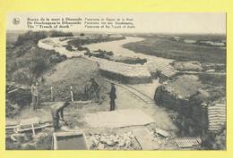 * Diksmuide - Dixmude (West Vlaanderen) * (Nels, O.N.I.G. Sites De Guerre) Boyou De La Mort, Dodengang, Trenches Soldat - Diksmuide