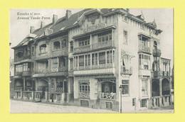 * Knokke - Knocke (Kust - Littoral) * Avenue Vande Putte, Villa Martha Maria, Digue, Dijk, Unique, TOP - Knokke