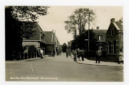 D530 - Krommenie - Zuiderhoofdstraat - FOTOKAART 1934 - Uitg A Knijnenberg - Krommenie