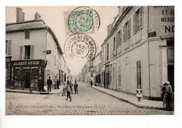 51 - SAINTE-MENEHOULD . RUE CAMILLE MARGAINE - Réf. N°10612 - - Sainte-Menehould