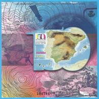 España. Spain. 2020. HB. Aniversario. 150 Años Del Instituto Geográfico Nacional - 2011-... Unused Stamps