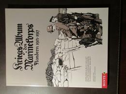 Kriegs-album Des Marinekorps Flandern 1914-1917 - WO I - Guerra 1914-18