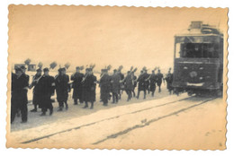 POLOGNE - LODZ Getto - POLSKA - Litzmannstadt Ghetto ( Train Et Ouvriers ) - Poland