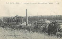 SAINT DIZIER MARNAVAL VU DES MONTANTS LES GRANDS HAUTS FOURNEAUX - Saint Dizier