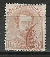 Spanien Mi 116 O - Usati