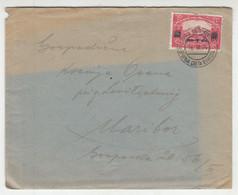 SHS, Letter Cover Posted 1924 Zgornja Sveta Kungota Pmk B201001 - Slovenia