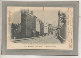 CPA - (16) RUFFEC - Aspect De La Gare Et De La Rue Gambetta En 1902 - Ruffec