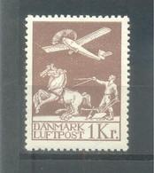 1929 Denmark Airmail - Nuevos