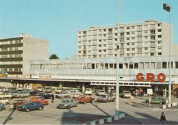N°6619 R -cpsm Vandoeuvre -centre Commercial Montet Octroi -voitures- - Sonstige Gemeinden