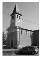 CHAMAGNIEU - L'église Paroissiale - Other Municipalities