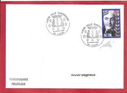 Y&T N°3191 LUCON  Vers BAGNEUX 1999 - Frankreich