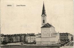 Graz/Steiermark - Josef-Kirche - Graz