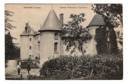 23 CREUSE - ARRENES Château De Sazeirat, Les Tours - Frankreich