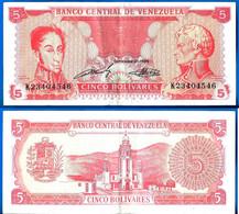 Venezuela 1 Bolivares 1989 Que Prix + Port Bolivares Libertador Miranda Paypal Bitcoin OK - Venezuela