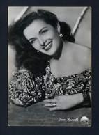 Cartolina Cinema - Jane Russel - Actors