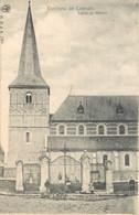 Belgique - Environs De Louvain - Eglise De Hérent -Attelage De Chien - Leuven