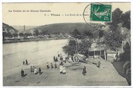 VIREUX (08) - Vireux-Molhain - Les Bords De La Meuse - Ed. Artistique G. P. C. - Other Municipalities
