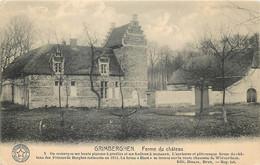 Belgique - Grimbergem - Ferme Du Château - Grimbergen