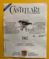 16285 - Castellare Di Castellina 1982 Chianti Classico - Other