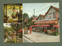 CARTE POSTALE 92 HAUTS DE SEINE CHATENAY MALABRY CAFE TABAC DE L ECOLE CENTRALE - Chatenay Malabry