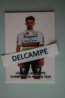 CYCLISME: CYCLISTE : JULIAN ALAPHILIPPE - Cyclisme
