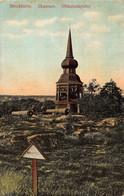 STOCKHOLM SWEDEN~SKANSEN HASJOSTAPEIN~1909 POSTMARK POSTCARD 49494 - Sweden