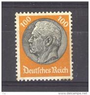 Allemagne -  Reich :  Mi  529 X  Yv  498  ** - Ungebraucht